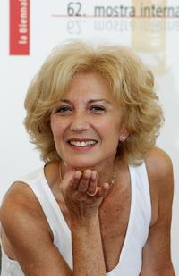 Marisa Paredes at the photocall of
