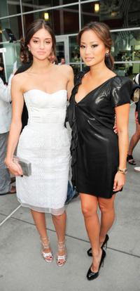 Caroline D'Amore and Jamie Chung at the California premiere of