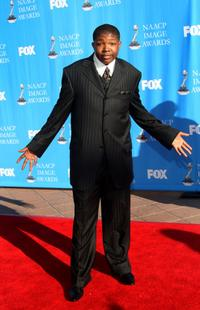 Denzel Whitaker at the 39th NAACP Image Awards.