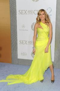 Sarah Jessica Parker at the New York premiere of