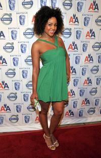 Hayley Marie Norman at the 5th Annual British Academy of Film and Televisions Arts/LA Awards Season Tea Party.