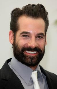 Adrian Pasdar at the photocall for the promotion of
