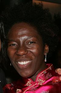 Dionne Audain at the after party of the premiere of