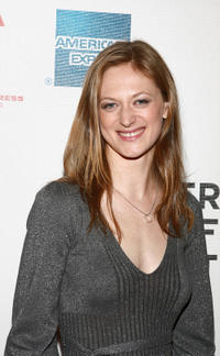 Marin Ireland at the New York premiere of