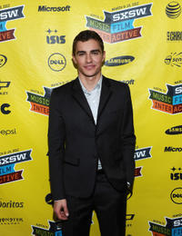 Dave Franco at the World premiere of