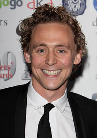 Tom Hiddleston at the Theatregoer's Choice Awards 2009 in London.