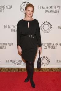 Elizabeth Perkins at the Paley Center for Media's Annual Los Angeles Gala.