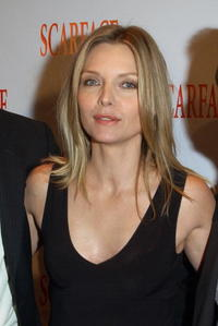 Michelle Pfeiffer at the 20th anniversary re-release celebration of the movie