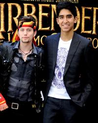 Jackson Rathbone and Dev Patel at the photocall of