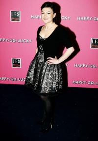 Alexis Zegerman at the premiere of