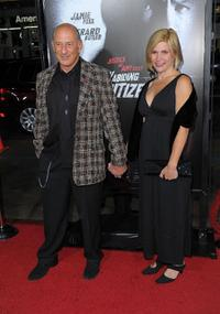 Richard Portnow and Guest at the Los Angeles premiere screening of