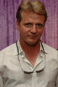 Aidan Quinn at the Belvedere Vodka Beauty Bar.