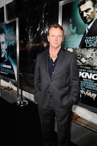 Aidan Quinn at the California premiere of