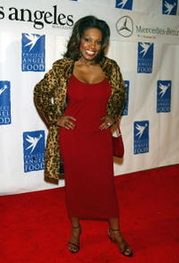 Sheryl Lee Ralph at the Divine Design 2003 Gala Shop in the Name of Love to benefit Project Angel Food.