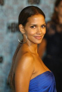 Halle Berry at the HBO Emmy Party.