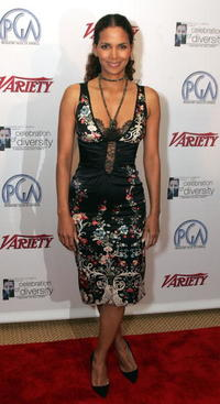 Halle Berry at the 2006 Celebration of Diversity presented by the Producers Guild Of America.