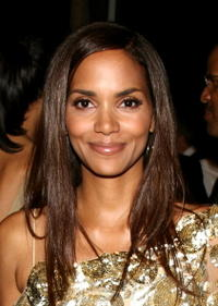 Halle Berry at the 17th Mercedes-Benz Carousel of Hope Ball.