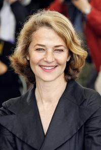Charlotte Rampling at the photo call of