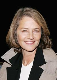 Charlotte Rampling at the UK Premiere of