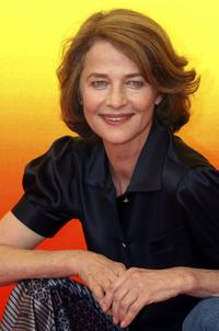 Charlotte Rampling at the Photocall/Premiere of