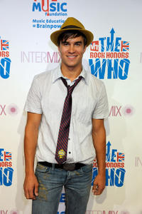 Rob Mayes at the Intermix's 3rd Annual