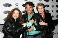 Lynn Redgrave, Bernadette Peters and Brian Stokes Mitchell at the special sneak peek VIP reception of Animal Haven Soho.
