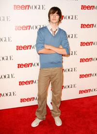 Matt Prokop at the 6th Annual Teen Vogue Young Hollywood party.