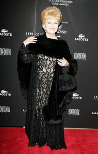 Debbie Reynolds at the 7th Annual Costume Designers Guild Awards.