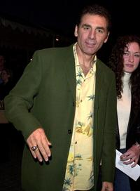 Michael Richards at the premiere of