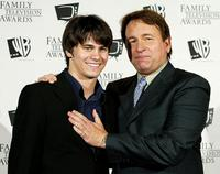 Jason Ritter and John Ritter at the 5th Annual Family Television Awards.