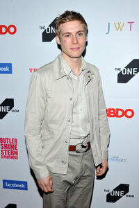 Zachary Booth at the 36th Annual ONE Show Honors The Best In International Advertising Awards Ceremony.