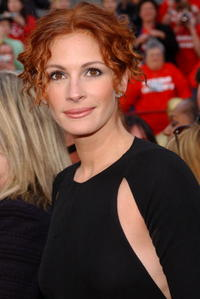 Julia Roberts at the 74th Annual Academy Awards in Hollywood.