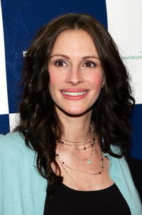 Julia Roberts at the 'Stars in the Sky' benefit in New York City.