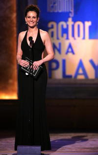 Julia Roberts at the 60th Annual Tony Awards in New York City.