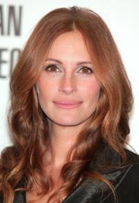 Julia Roberts at the 22nd Annual American Cinematheque Awards.