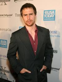 Sam Rockwell at the 2008 CineVegas film festival honoree awards ceremony and reception.