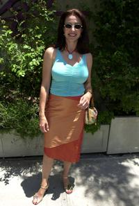 Mimi Rogers at the launch party for ''Thatglow.com''.