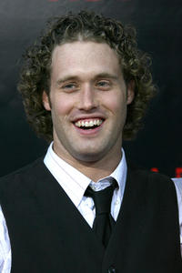 TJ Miller at the California premiere of
