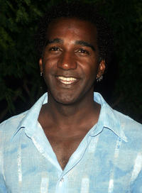 Norm Lewis at the after party of the opening of