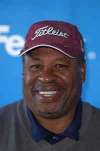 Earl Billings at the celebrity golf challenge to honor the nominees of the 39th Annual NAACP Image Awards.