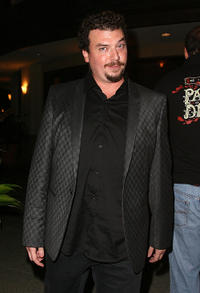 Danny R. McBride at the after party of the 2nd Season premiere of