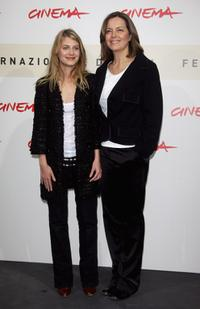 Greta Scacchi and Melanie Laurent at the photocall of