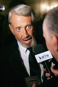 Roy Scheider at the Stella by Starlight gala at the Pierre hotel.