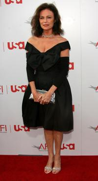 Jacqueline Bisset at the 34th AFI Life Achievement Award.