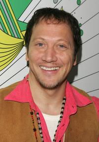Rob Schneider at the MTV's Total Request Live.