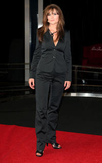 Alice Parkinson at the photocall of