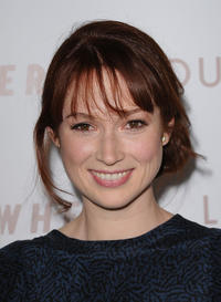 Ellie Kemper at the premiere of