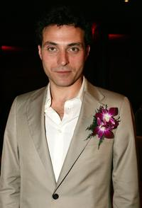 Rufus Sewell at the closing ceremony of the the Bangkok International Film Festival.