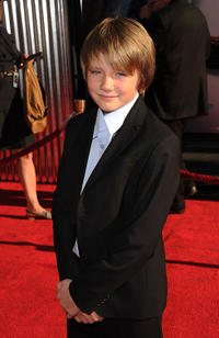 Dakota Goyo at the Los Angeles premiere of