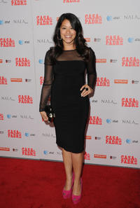 Gina Rodriguez at the California premiere of